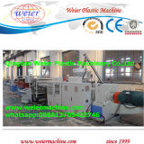 Sjsz-80/156 PVC Spanish Roof Extrusion Production Machinery