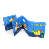 PVC Baby Bath Book (BBK010)
