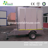 Modern Environment-Friendly Mobile Toilet with Water Recycling System