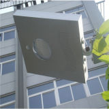 Solar Street Light with Integrated Solar Lamp