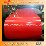 Hot/Cold Rolled Color Coated Steel PPGI ASTM Prepainted Steel Coil
