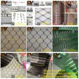 Decorative Stainless Steel Cable Zoo Animals Aviary Bird Stair Balcony Balustrade Railing Rope Mesh