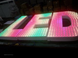Metal Shell Programmable Animation Advertising LED Signs, LED Display Sign