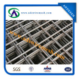 Concrete Welded Wire Mesh Fencing