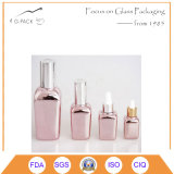 Color Painting Glass Oil Bottle, Perfume Bottle with Dropper
