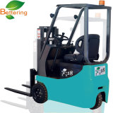 3 Wheel Electric Forklift for Container and Warehouse CE Certified (ZX18-11)