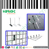 Clothing Shop Display Rails and Display Hooks Store Fixtures