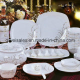 Jingdezhen Porcelain Tableware Dinnerware Kettle Set (QW-835)