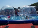 Inflatable Pool for Water Balls, Pool for Kids (D2019)
