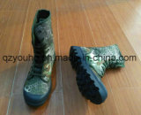 Fashion Men's Lace up Army Camouflage Shoes Breathable Army Boots