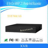 Dahua 16 Channel Penta-Brid 1080P 2u 5 in 1 Recorder (XVR7816S)