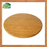 Bamboo Rotating Tray / Bamboo Turnplate / Bamboo Lazy Susan for Table