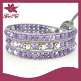 Latest Design Fashion Handmade Shamballa Bracelet (2015 Wvb-134)
