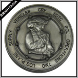 Customize 3D Token Metal Coin