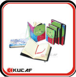 Wholesale Personalized Fabric Cover Notebook KCN-0002