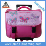 Children Wheeled School Student Backpack Trolley Bag