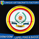 OEM Design Round Shape Metal Button Badge with New Style