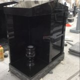 All Shanxi Black Granite 2 Niche Columbarium