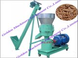 China Animal Feed Flat Die Wood Pellet Making Granulator Machine