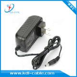 5V 9V 12V Switching Power Adapter 100-240V Input Voltage DC Plug Wall Charger