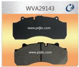 4 Series Brake Pad Wva29143 Compatible with Skania