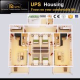 Good Heat Insulation Prefabricated Housing for Australia