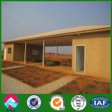 Container House Living Room with Light Steel Structure Roof (XGZ-PHW057)