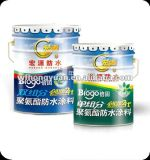 Building Material/ Waterproof Coating/ Polyurethane Waterproof Coating / Red Waterproof Coating
