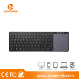Zoweetek- New Arrival! ! 10.2inch Bluetooth Wireless Keyboard with Touchpad for Laptop, Smart Phone