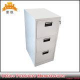 Vertical A4 File 3 Drawer Metal Office Furniture Filing Cabinet
