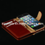 Leather Case for iPhone 5 6 Colors Available (KT-11032)