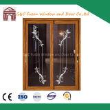 Factory Price Modern House Wooden Sliding Aluminium Doors/Lift Sliding Door