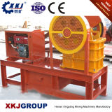Stone Jaw Crusher PE250X400 with Diesel Engine