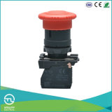 Utl Turn-to-Release Emergency Mushroom Push Button Stopping Switch