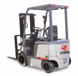 1500kg electric Forklift Battery Forklift Warehouse Handling Equipment