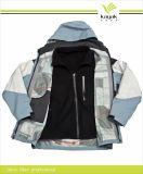 Two in One Outdoor Windbreaker Jacket (W-01)