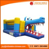 Inflatable Toy/ Crocodile PVC Inflatable Jumping Bouncer (T1-800)