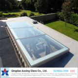 Tempered Glass Panel & Laminated Glass for Roof