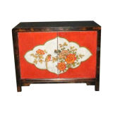 Chinese Antique Furniture Wooden Painting Cabinet Lwb823-3