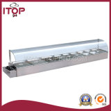 New Style Electric Bain Marie with Glass (KBM)