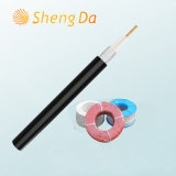 75 Ohm Digital Communication Satellite Drop Black or White Coaxial Cable