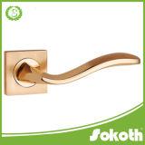 Iran Market Rose Gold (RGP) Finish Hot Sell Door Handle