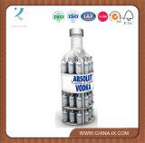 OEM & ODM Floor Standing Custom Vodka Display Stand