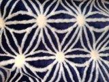 Colorful Jacquard Fake Fur Faux and Fur Fabric