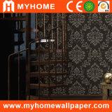 New Design Damask Wallpaper for Home Decoration
