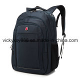 Quality 17 Inch Double Shoulder Business Travel Bag Backpack (CY6615)