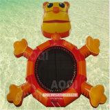 Water Play Equipment Cute Tiger Inflatable Water Trampolin for Adults and Kids (AQ3104)