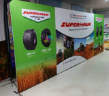 6m/20FT Straight Tension Fabric Pop up Backdrop Display for Tradeshow