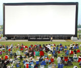 Festival Outdoor Inflatable Movie Screen / Movie Screen for Commercial (CYAD-S014)