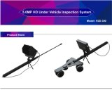 2m Adjustable Stick 7inch 1080P HD Mini Telescopic Under Lorry Scanning Inspection Camera DVR Monitor with HDMI Input
